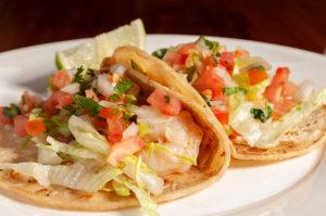 Shrimp Taco on Tacos San Miguel menu