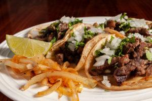 Steak Taco on Tacos San Miguel Menu