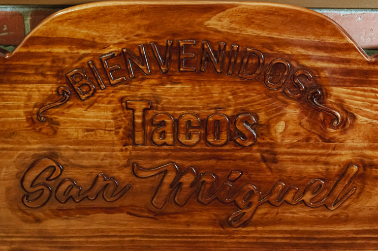 Welcome to Tacos San Miguel, home of the best tacos in Southwest Florida